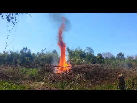Khmer Farm | របៀបដុតចំការ | Fire