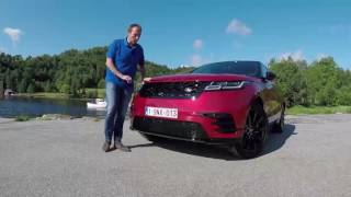 Range Rover Velar 2018 First Drive Video Review of the latest Land Rover