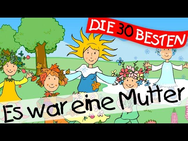 es-war-eine-mutter-kindergartenlieder-zum-mitsingen-kinderlieder-kinderlieder-zum-mitsingen-und-bewe