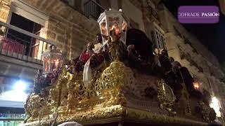 Jesús de la Sagrada Cena por Sopranis de recogida (Semana Santa Cádiz 2019)