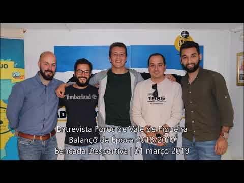 Entrevista Balenço Época Foros de Vale de Figueira | 31 março 2019