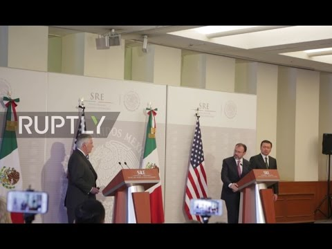 Mexico: Officials voice concern about Trump