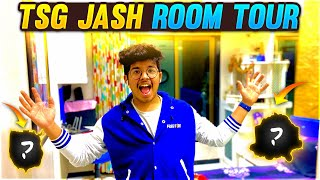 What's inside TSG•JASH Bed-Room😱|| Vlog-35 || Clothes, Mobiles, Shoes & Full Collection ||