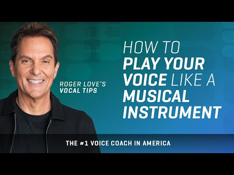 How to Play Your Voice Like a Musical Instrument