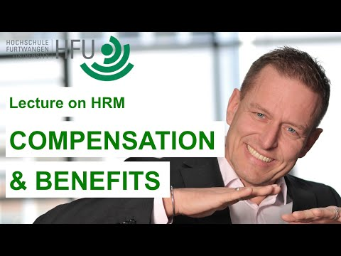 Human Resource Management Lecture Part 05 - Compensation and