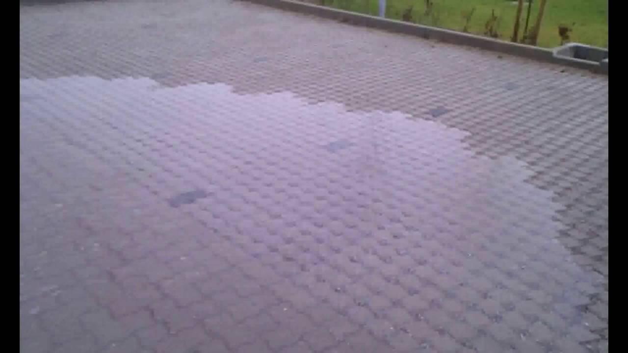Enormt IBF Perma-Drain® - 3000 liter vand på belægningssten - YouTube AV69