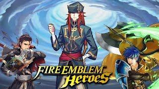 Fire Emblem Heroes: The Reinhardt... Failed?! Perfect Tempest Trial Run!