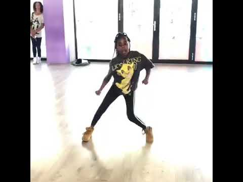 This Lil 🥰cute Got Moves !!❤️ The Lion King Dance Challenge👌🏾