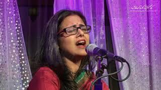Gambar cover Sanjukta Mitra - guest at The Music Room - Khayal & Tarana in Raag Jog  راگ جــــوگ