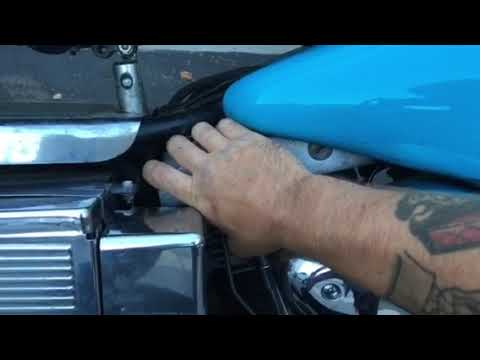Repeat 1968 Harley Davidson FLH Electra Glide For Sale by