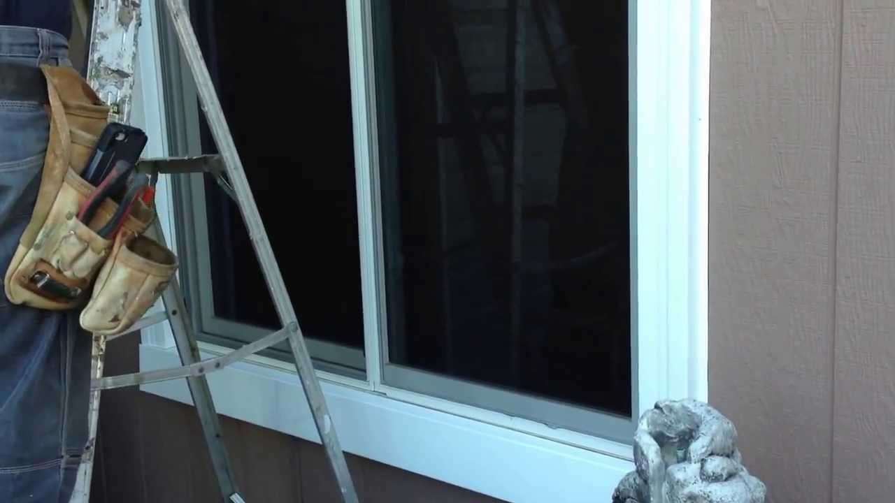 Eric Rogers Roofing Hail Damaged Window Wraps Remove \u0026 Replacement ...
