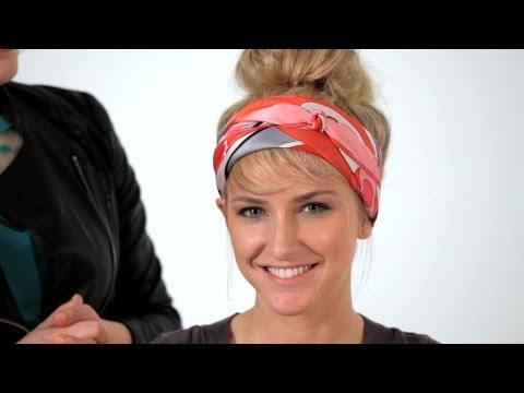 how-to-make-bangs-using-hair-extensions-|-hair-tutorials