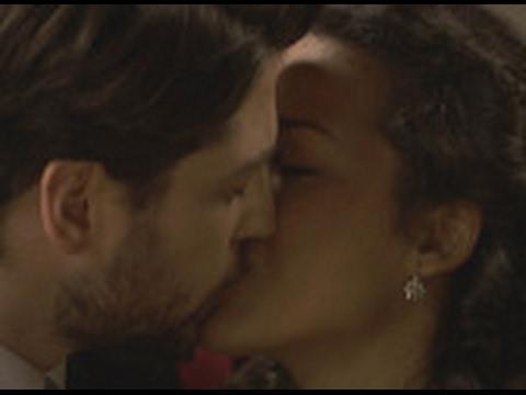 Lucía cura las culpas de Hernando con un beso en los labios