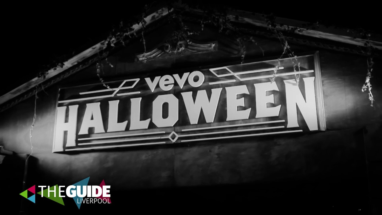 vevo halloween playlist