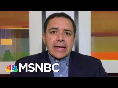 Rep. Cuellar On Border Crisis, Messaging And How To Slow Crossings   Morning Joe   MSNBC