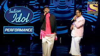 Benny और Rohit का 'Urvashi Urvashi' पे जानदार Performance | Indian Idol Season 11