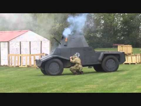Vandalia, IL WWII Reenactment (October 12, 2013)