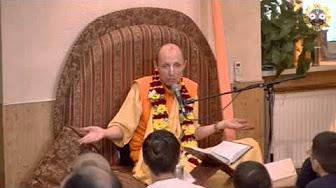 Шримад Бхагаватам 4.8.39 - Бхакти Ананта Кришна Госвами