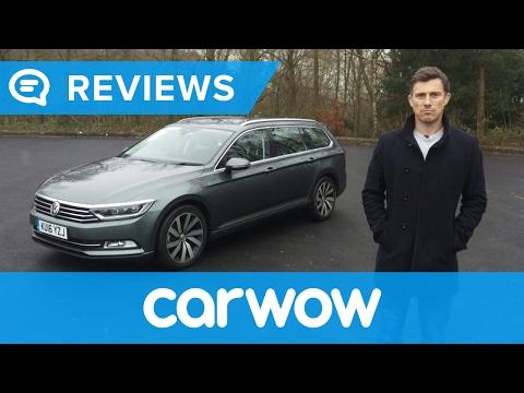 Volkswagen Passat Estate 2018 in depth review Mat Watson Reviews