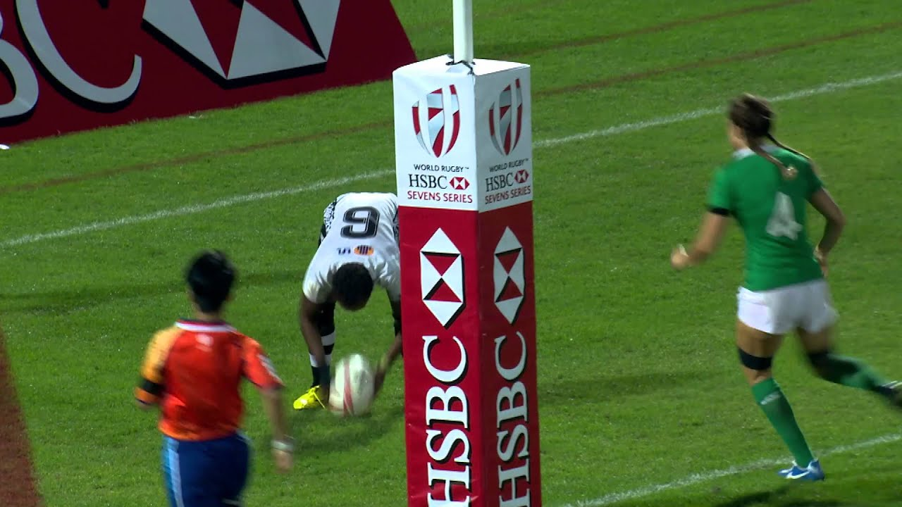 Sevens of the best tries from Dubai!
