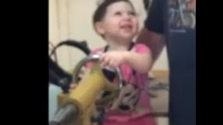 It's Never To Early To Learn Woodturning -the Cutest Thing You'll See Today