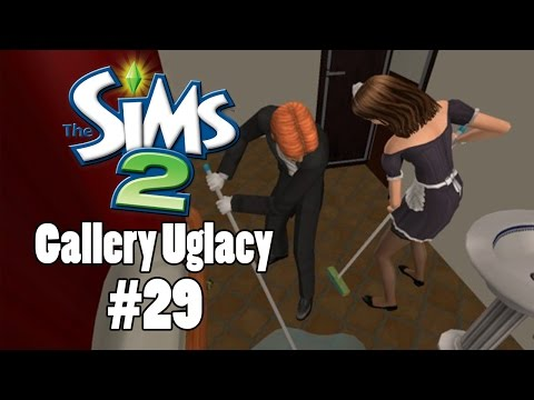 The Sims 2: Gallery Uglacy - Platinum Zombie (Episode 29)