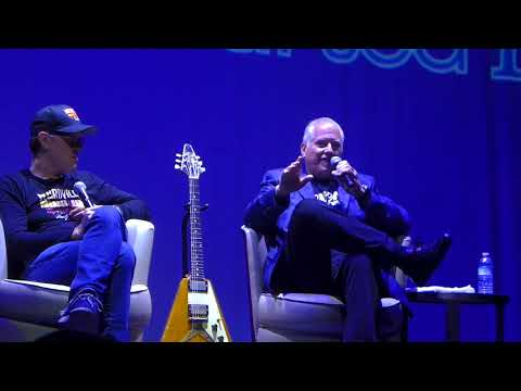 Joe Bonamassa and Norm Harris discuss guitar addiction~