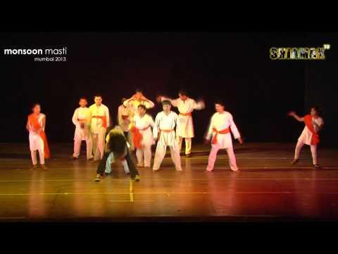 Govinda Ala Re - Shiamak Monsoon Masti 2013 - Mumbai