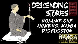 Descending Stories: Showa Genroku Rakugo Shinjuu   Anime VS. Manga