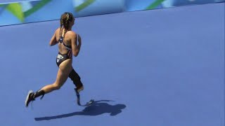 NBC News Learn: The Biomechanics of a Paratriathlete thumbnail