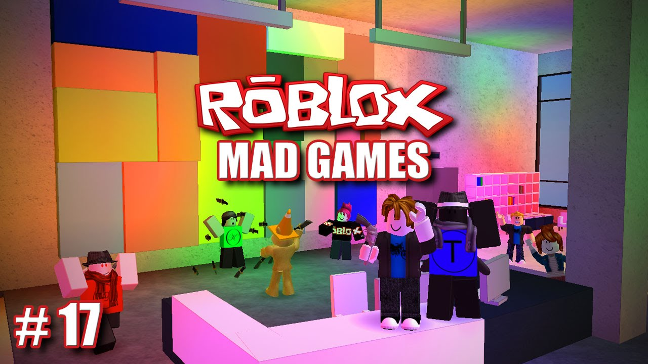 Sweeper Champ Roblox Mad Games 17 - how to be good in mad games roblox