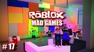 SWEEPER CHAMP (Roblox: Mad Games #17)