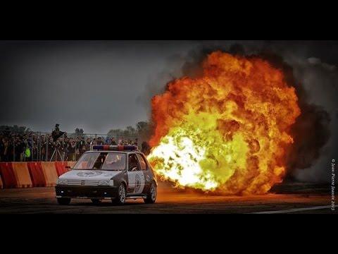 reportage AB moteur dub style /205 dragster 2000cv ,la plus puissante au monde!!  .wmv