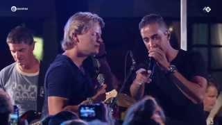 Yes-R en Thomas Berge - Uit Elkaar - De Zomer Voorbij 2015