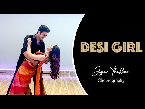 Desi Girl | Dance Cover | Jigar Thakkar Choreography | Dostana | John,Abhishek,Priyanka|