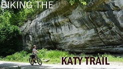 Biking the Katy Trail