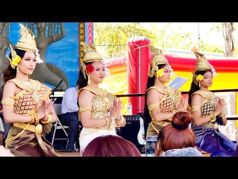 🇰🇭 2019 CAMBODIAN | KHMER NEW YEAR - STOCKTON, CA 4.14.19  ចូលឆ្នាំខ្មែរនៅទីក្រុងស្តក់តន់រដ្ធក៉ាលី