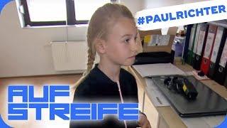 Lily (10) war die ganze Nacht eingesperrt: Wer ist der Täter? |#PaulRichterTag | Auf Streife | SAT.1