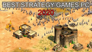 Top 10 Best Strategy Games to Play in 2020 PC - No Commentary