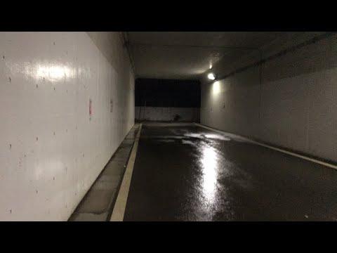 超怖い心霊 雨の心霊探訪 ghost live ゲリラ