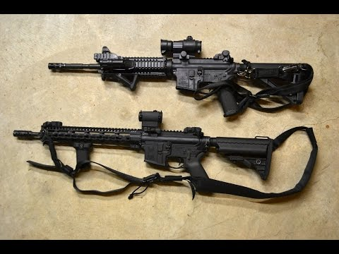 Single point vs 2-point slings for the AR15, which is better?