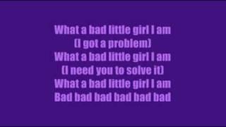 "The Pussycat Dolls ft. Rihanna - ""Bad Girl"" + Lyrics"