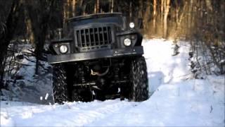 Ural 4320 6x6 2017 Tél
