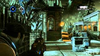 Gears of War 3 Team Deathmatch Commentary: Mad World Instrumental Trick Plus Thoughts On Teamwork