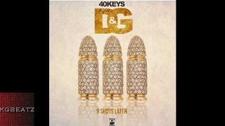 40Keys ft. Rome, Berner - Smokin Out The Pound [Prod. By Lil Rece] [New 2016]