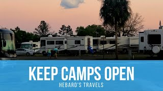 Please Don't Make Us Leave | RVing During A Pandemic