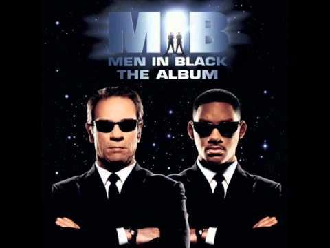 Men in Black - Soundtrack ~ Men in Black