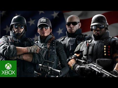 Tom Clancy's Rainbow Six Siege - Inside Rainbow #2 – The FBI-SWAT Unit