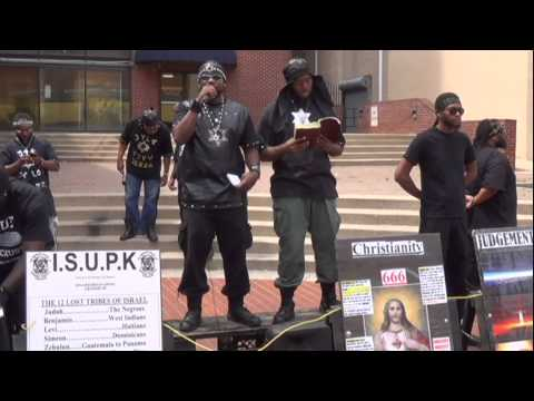 (MICHAEL BROWN)WHITE AMERICA ALWAYS JUSTIFIES THE MURDER of BLACK PEOPLE - ISUPK HEBREW ISRAELITES