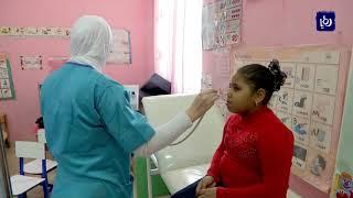 يوم طبي مجاني لشركة أورانج الأردن في لواء دير علا - (18-11-2018)